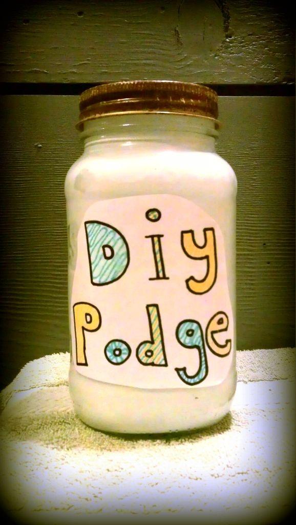 123 best modge podge ideas images on pinterest for Modge podge ideas