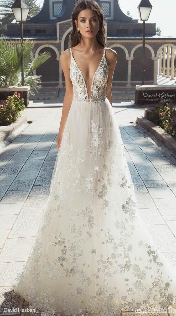 4cd3d71cf9c8 David Hasbani 2018 Wedding Dresses