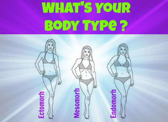 Why Should You Know If You're Ectomorph, Mesomorph Or ...