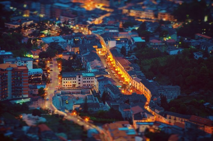 Little town by Simone Ciliberti on 500px