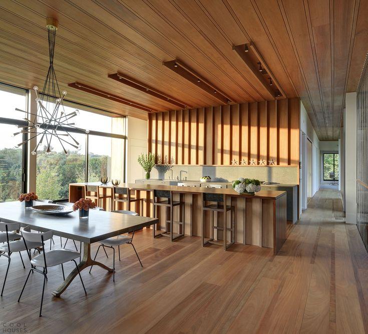 Красивый современный особняк по проекту архитектурной студии Bates Masi Architects-7