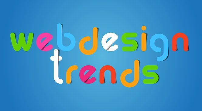 #Webdesign #trends