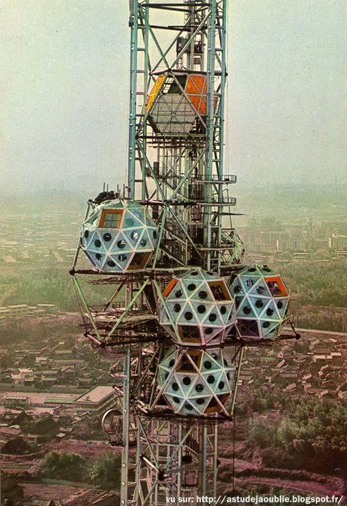 【熱気ヤバい】史上最大規模を誇った「日本万国博覧会 EXPO'70」の建造物たちが (┘°Д°)┘ ナンダコレハ?! な、23画像と2映像