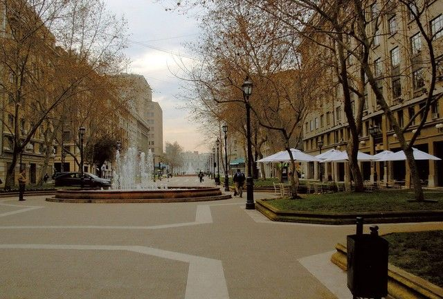 Paseo Bulnes, Santiago