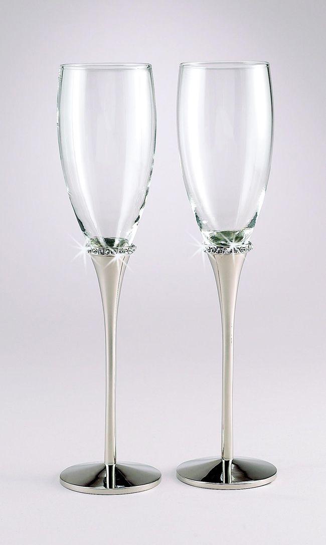 flutes 40 flutes cheers glass flutes toasting flutes christa s wedding