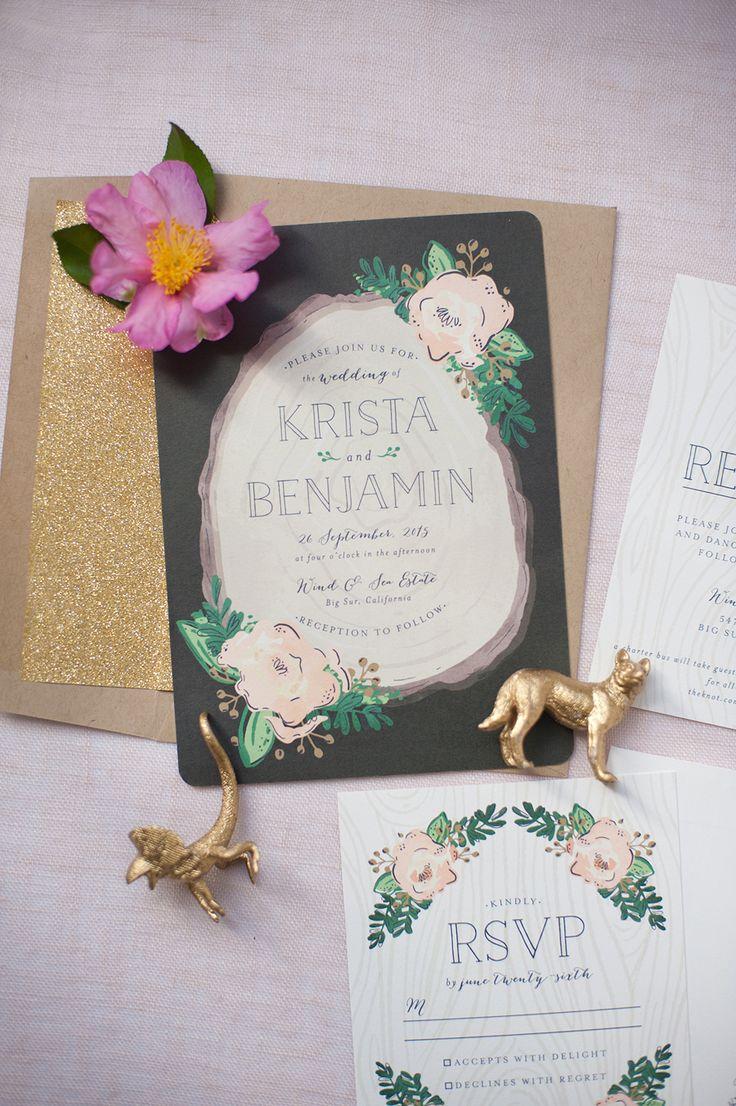 Rustic Glam Outdoor Destination Wedding in Big