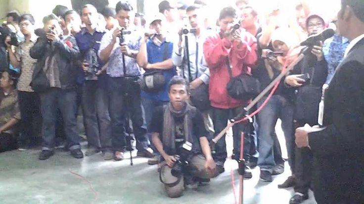 Pameran Mobil ESEMKA Sambutan Walikota Solo 10 11 2012
