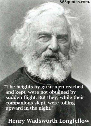 Henry Wadsworth Longfellow | Henry Wadsworth Longfellow Quotes. QuotesGram