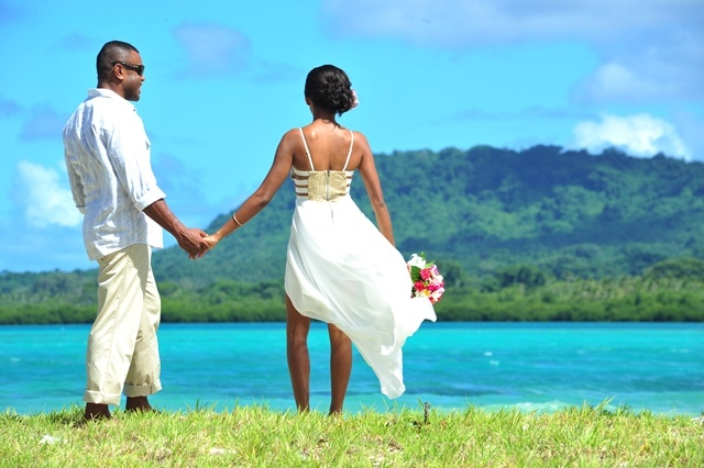Kakula Island Resort, the perfect wedding destination. Private Island in Vanuatu