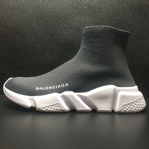 SAINTPABLO AUTH BNIB BALENCIAGA SPEED TRAINER Grey  6dfd28ba7