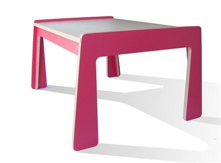 Table Volume zéro rouge