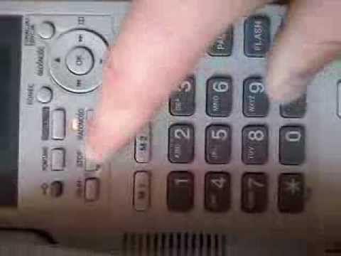 Śmieszne nagranie na sekretarce telefonu