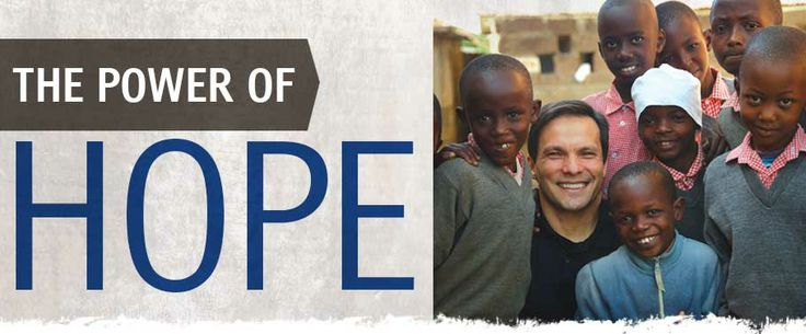 """Compassion's president interviews Scott Todd, author of the new book """"Hope Rising."""""""