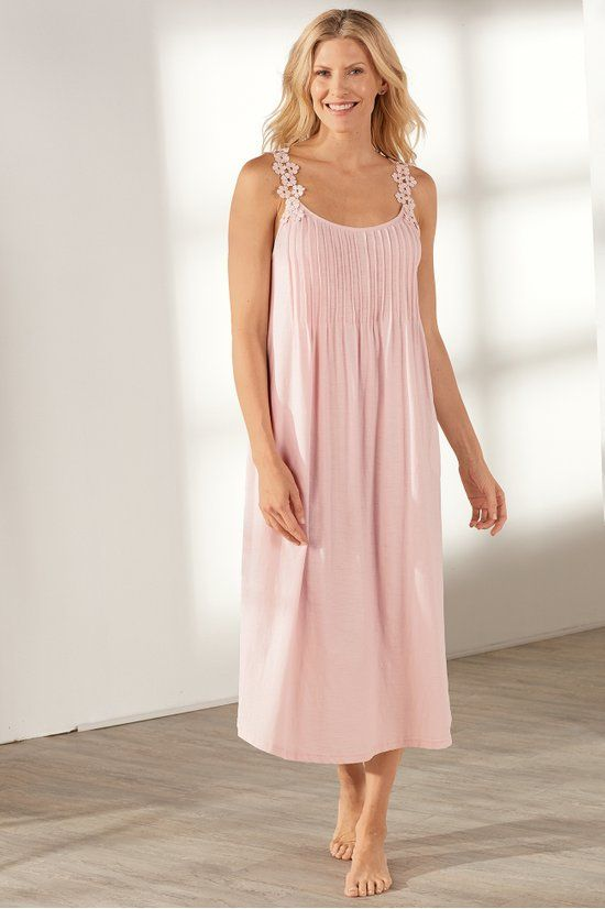 Christelle Gown - Cotton Nightgown  2533dabb3