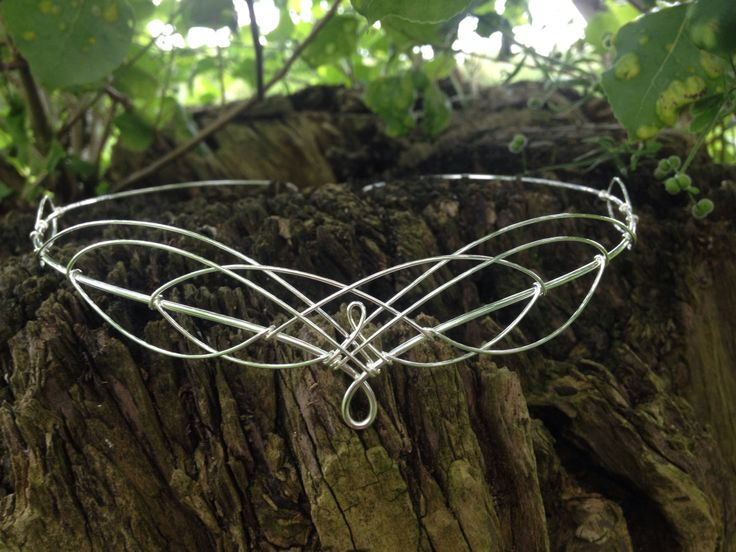 A personal favourite from my Etsy shop https://www.etsy.com/uk/listing/449235052/silver-elven-celtic-medieval-rennaisance