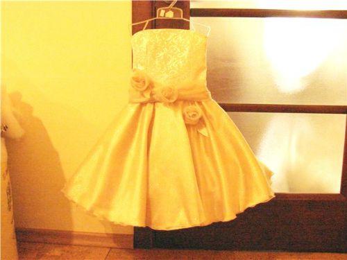 Новогоднее платье для девочки выкройка | Sewing Portal