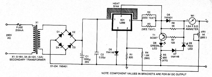 Various diagram: 6V 12V Constant Current Battery Charger Circuit PCB Layout Added | Electronic