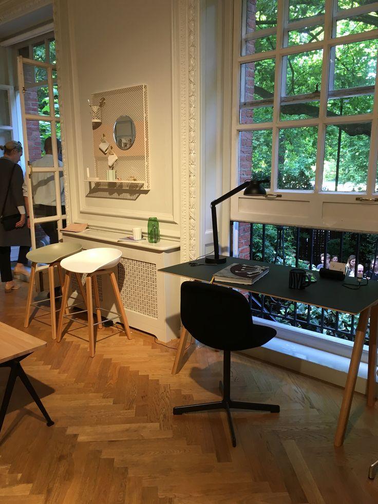 Hay London Showroom Home Decor Midcentury