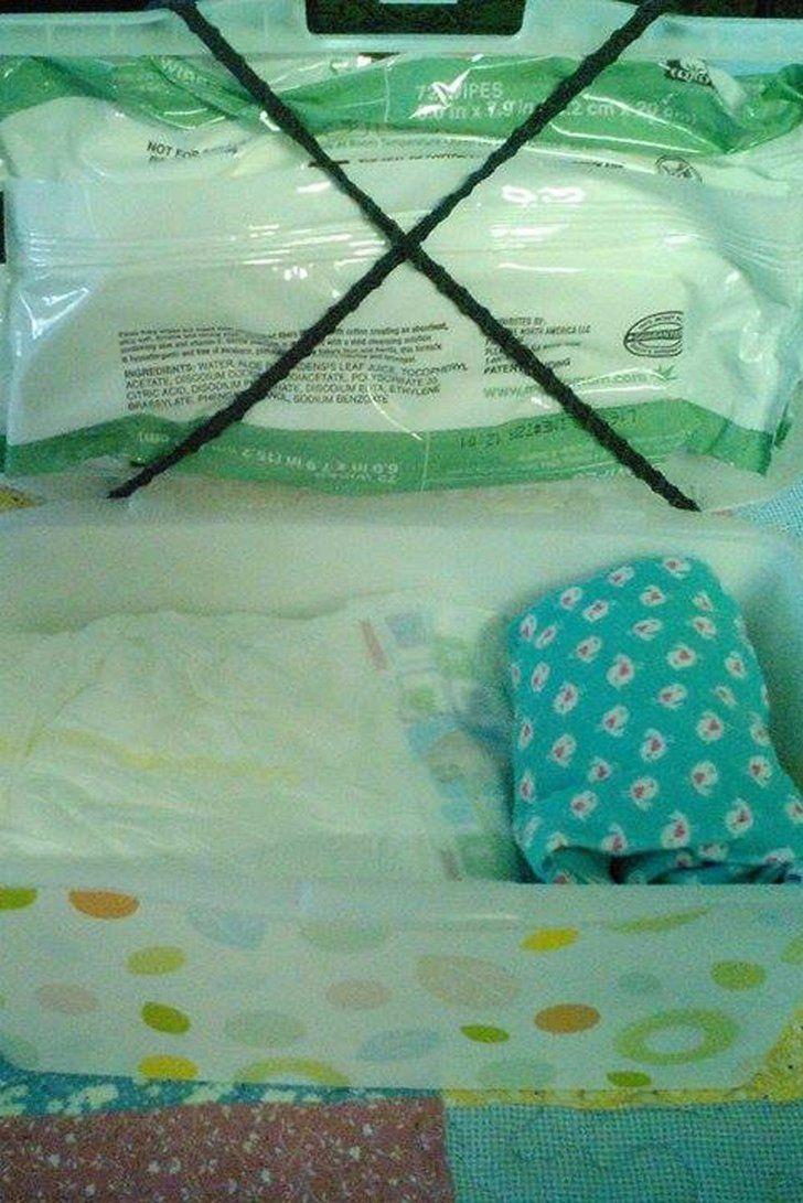 This Mom's Viral Diaper Bag Hack Will Be Your Newest Obsession