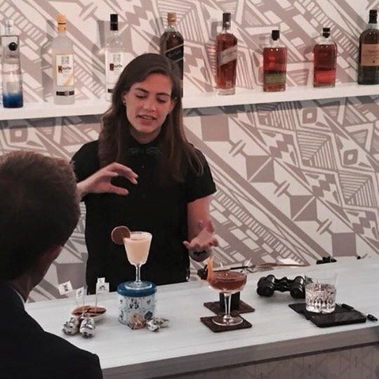 'Around The World' #cocktailritual is also done and I think it went well  One more challenge and then they will announce the top 6. Fingers crossed please guys! ☺️ #worldclass2015