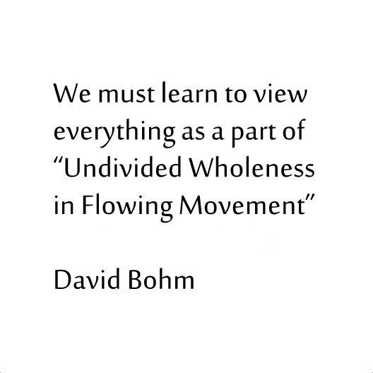 David Bohm ..*                                                                                                                                                                                 More