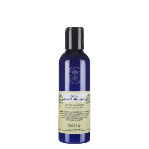 NYR Organic Baby Bath and Shampoo - $14 Gently cleansing, with calming lavender.   Perfect for baby's delicate skin and hair (For babies over 3 months)  No toxins, no nasties, no worries! https://us.nyrorganic.com/shop/everygoodthing/area/shop-online/category/mother-and-baby/product/1641/baby-bath-and-shampoo-6-76-fl-oz/