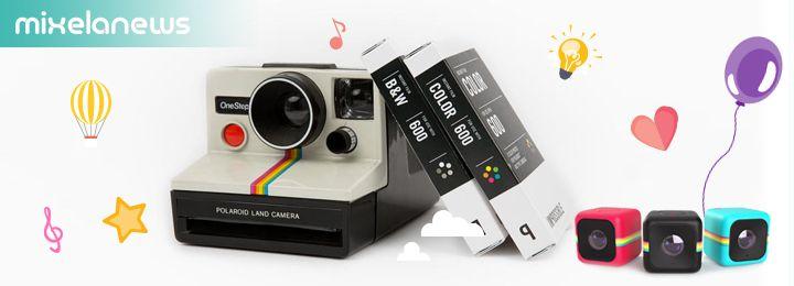 La Nueva Polaroid Cube