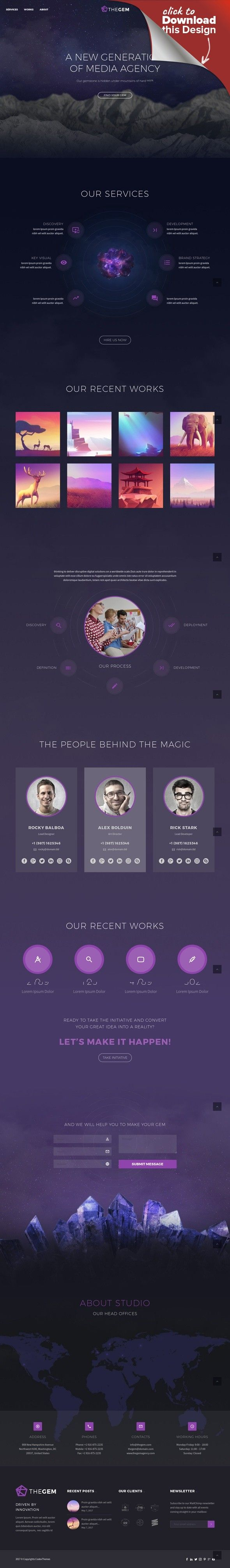 TheGem Creative Multi Purpose High Performance WordPress Theme