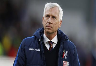 Crystal Palace Sack Alan Pardew After Miserable 2016