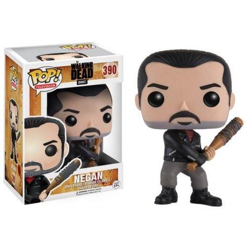 Funko Pop! Negan, The Walking Dead, TWD, AMC, Séries