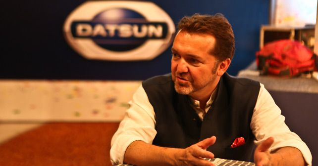 Guillaume Sicard – President, Nissan India Operations