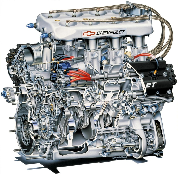 A F D C F B A E C Ab Race Engines Performance Engines on Ford Coyote Engine Exploded View