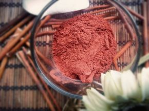 Le Manjistha, poudre ayurvédique, répare, purifie et tonifie la peau. Anti-âge et astringente, elle réduit les rides en activant la microcirculation.