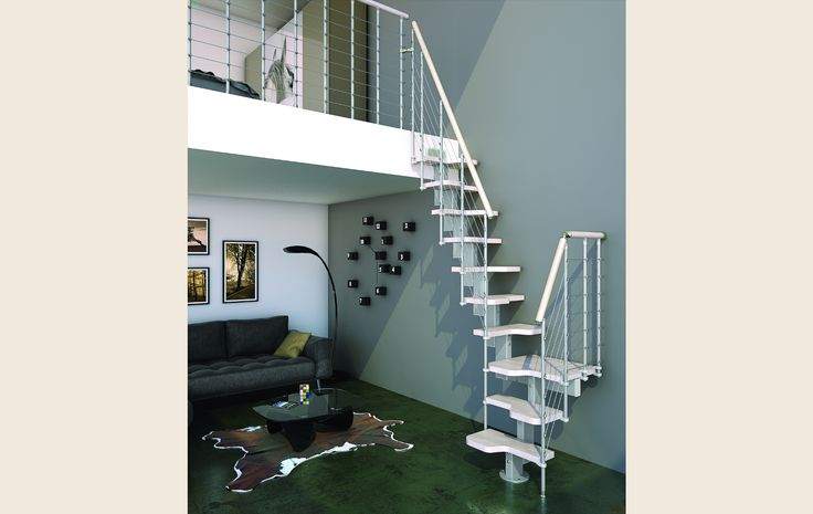 17 best ideas about spiral staircase kits on pinterest - Scale interne moderne ...