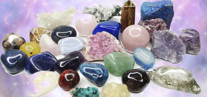 A Beginner's Guide To Crystals & How To Buy Them ==>
