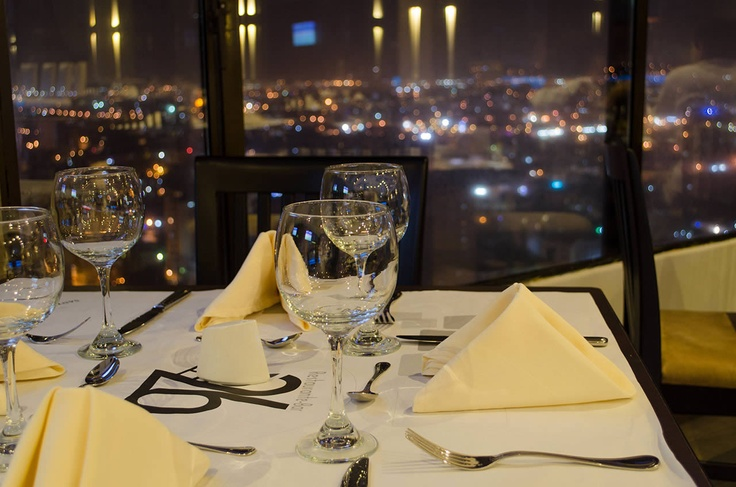 PISO 26 - Restaurante Bar Hotel Barranquilla Plaza @Al_Hotel