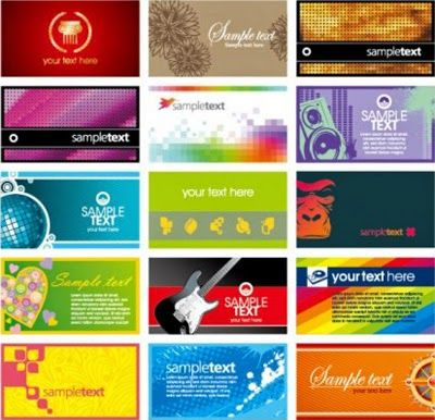 48 best Business Card Templates \/ Plantillas images on Pinterest - free sample business cards templates