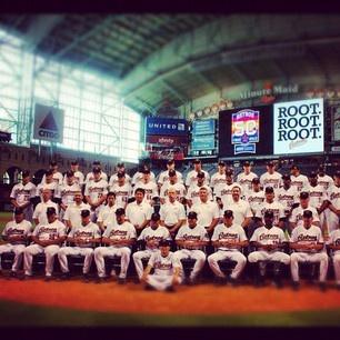An Astros World Series Championship