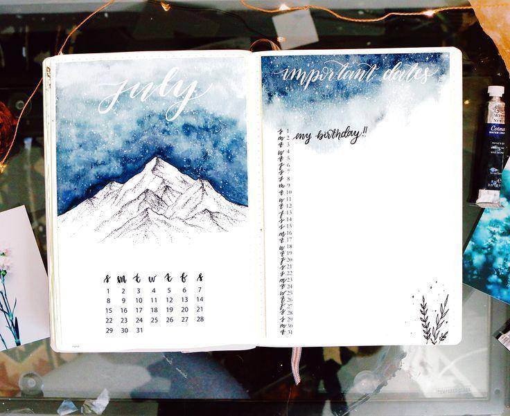 Endlich habe ich mein Juli-Plan-Video dabei (nur in … – # Endlich, #Jul #mountain …