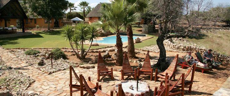 Kambaku - Namibias Top Safari Lodge for horseriders and families   Kambaku
