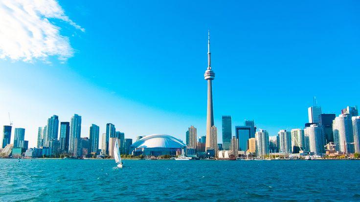 Kanada, Toronto - UTAZÁS