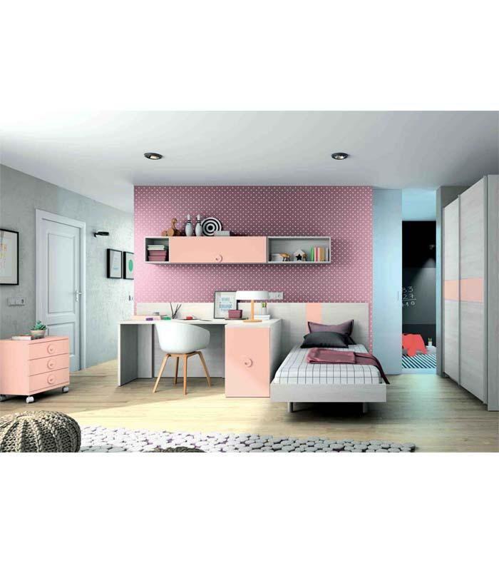 M s de 1000 ideas sobre habitaci n juvenil en pinterest - Ideas habitacion juvenil ...