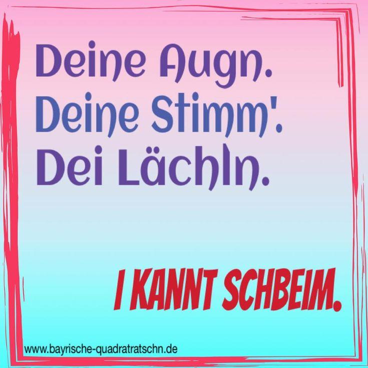 schbeim - Bayrische Quadratratschn
