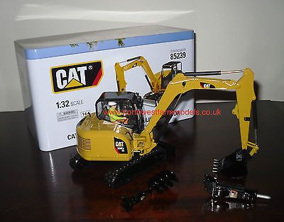 Diecast masters 85239 cat 308e2 cr sb mini #hydraulic #excavator metal #dealer bo,  View more on the LINK: 	http://www.zeppy.io/product/gb/2/112243962836/