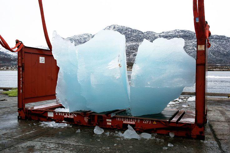 Orologio di ghiaccio