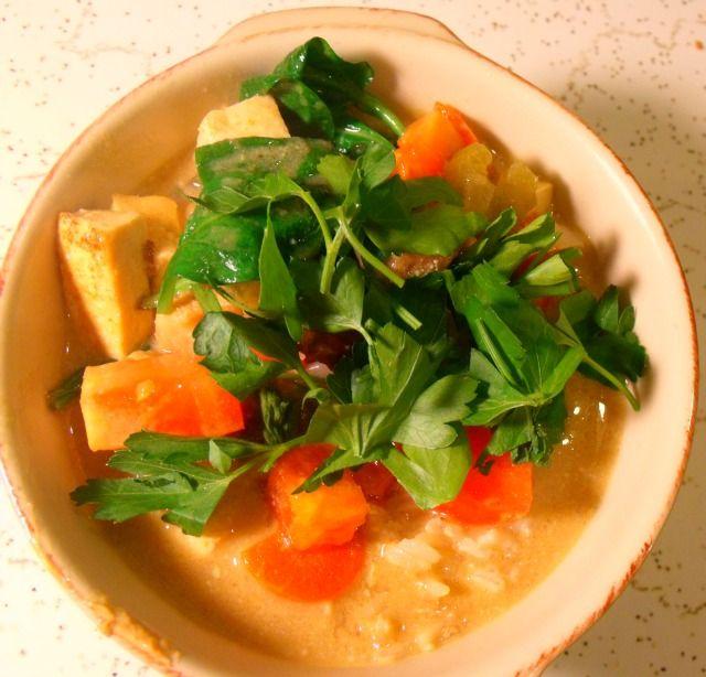 Vegan Yellow Thai Curry