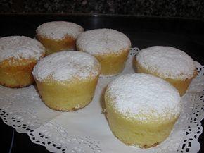 Muffins de leche condensada y choco blanco por Cocina Con Nieves