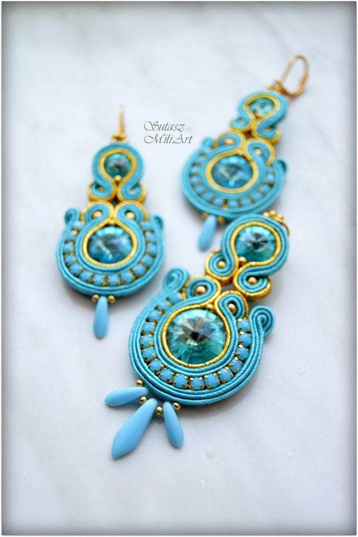 #sutasz #soutache #ślub #ślubnedodatki #miliart #sutaszmili #rękodzieło #handmade #biżuteria #jewelery https://www.facebook.com/SutaszMili