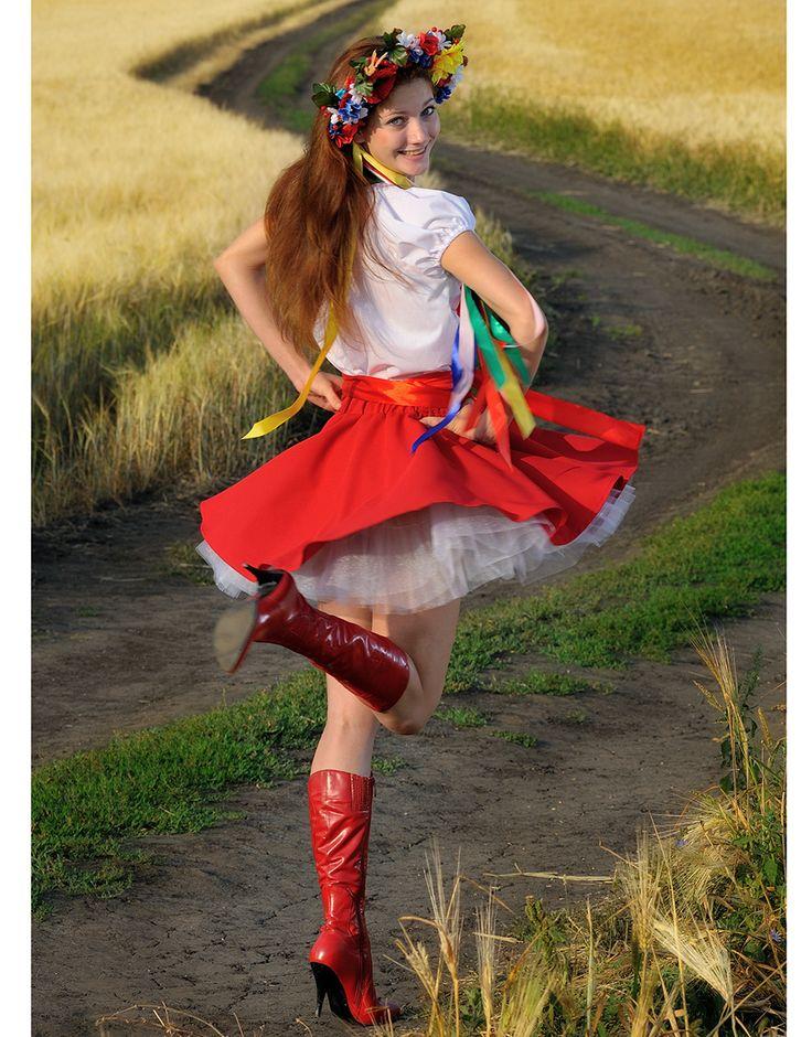 Traditional Ukrainian costume ''Sofya''   RusClothing.com