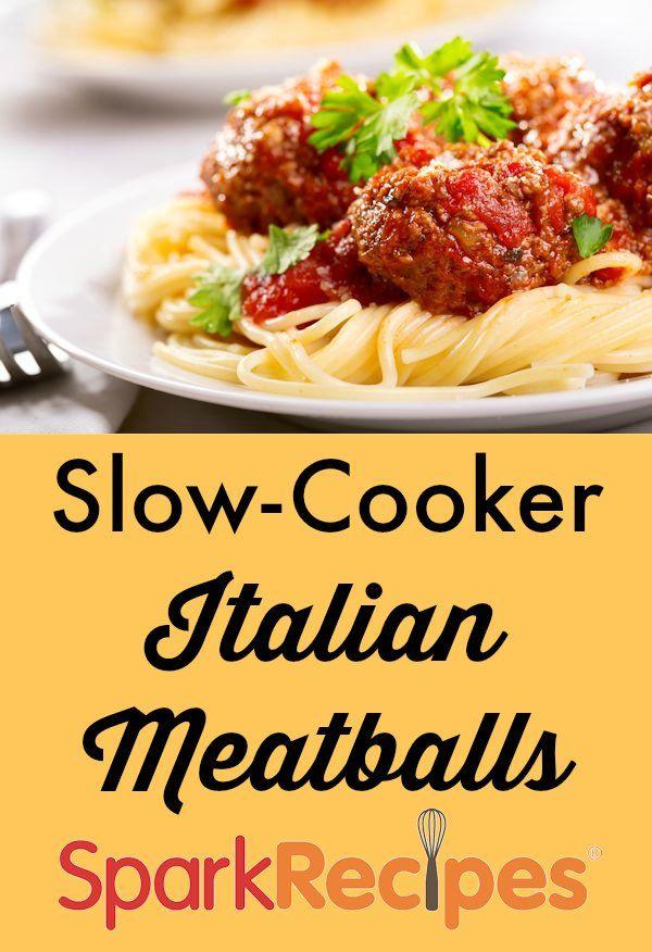 Basic Italian Meatballs Recipes — Dishmaps